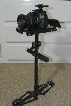 Canon 60D Video Stabilizer – First Flight Glidecam HD4000