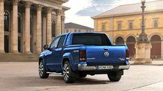 Facelifted Volkswagen Amarok Gets New 3 0 Liter V6