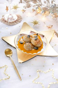 Saint Jacques, All Things Christmas, Entrees, Panna Cotta, Cooking, Ethnic Recipes, Blog, Beauty, Cooker Recipes