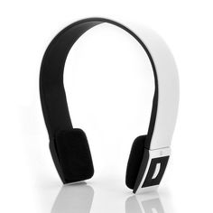 Wireless Bluetooth 3.0 Audio Headset  - Stereo Sound Built-in Controls and Microphone