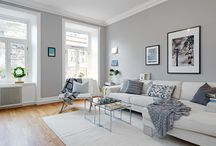 Living room paint colora gray grey ideas for 2019 Living Room Decor Grey Couch, Living Room White, Living Room Paint, Living Room Interior, Home Living Room, Living Room Designs, Apartment Living, Gray Painted Walls, Gray Walls