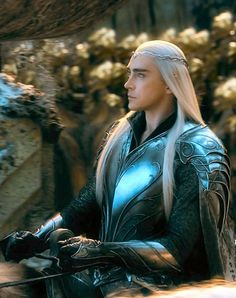 Thranduil's to majestic for you