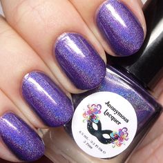 Anonymous Lacquer - Mermaid Magic - Awesome Sauce Indie Box February 2016
