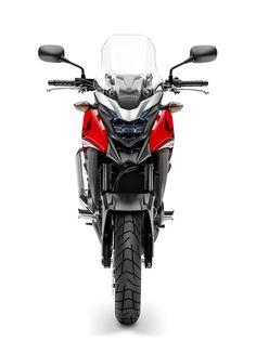 Jornal do Motociclista: Honda CB500X 2017: ainda mais competitiva.