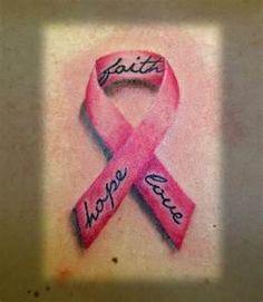 Pink Ribbon Tattoos  Tattoo Art