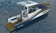Coral 23. This would be an example of a pleasure configuration.