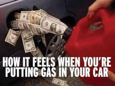 Gas Prices Are Exploding