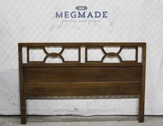 #2222-01893 #Customizable MCM Full Headboard by #MegMade,  View more on the LINK: http://www.zeppy.io/product/gb/3/286382459/