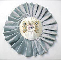 exercicedestyle: Embroidery Eye by Tara Badcock