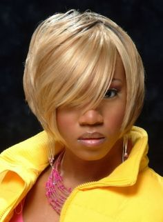 black feathered bob hairstyles - Google Search