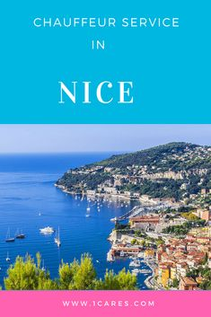 Chauffeur service in Nice, France for your sightseeing tours or business trips. Rent a car with driver in Nice at very competitive price. Us Travel, Travel Tips, Nice France, French Riviera, France Travel, Business Travel, Cannes, Trips, Things To Do