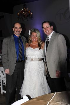 Congratulations to the beautiful bride Mrs. Samantha Cross. We will miss you this week, enjoy your honeymoon.