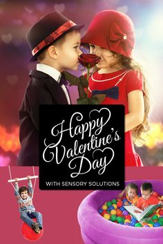 Sensory Solutions for Valentine's Day | Special Needs Kids