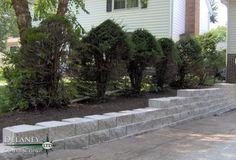 driveway retaining walls | Driveway Retaining Wall | Crest Hill Contractor…                                                                                                                                                     More