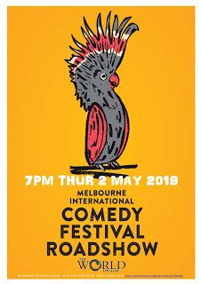 World Theatre Charters Towers: Melbourne International Comedy Festival Roadshow World Theatre, Funny Comedians, Comedy Festival, Fun Comics, Great Night, Online Tickets, Melbourne, Road Trip, Stage