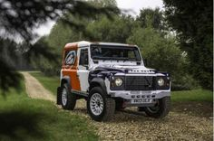 Land Rover Defender Rally Series - Freshness Mag