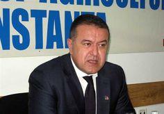 Mihai Daraban a fost reales Presedinte al Colegiului de Conducere si Presedinte al Camerei de Comert, Industrie, Navigatie si Agricultura Constanta