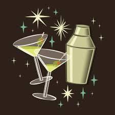 1950 Martini Shaker