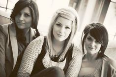 Barlow Girl- I love them!! Can't believe they stopped... So pretty.... vocally, physically, and spiritually....