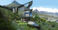 Kloof 222 in Cape Town, RSA by SAOTA