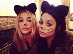 Vanessa and Stella.
