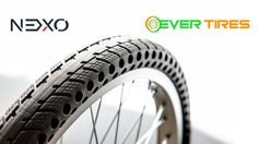 Never deal with flat tires on your bicycle again. No air, no liners, just genius design and custom materials to ensure you keep riding.