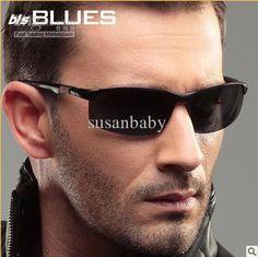 Polarizer Sunglasses Male Tide Men Sunglasses Movement Cool Aluminum Magnesium Driver Driving Glasses Sunglasses