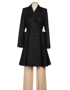 CHER MICHEL KLEIN Women - Coats & jackets - Coat CHER MICHEL KLEIN on YOOX United States $1095.00