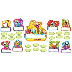 Frog-Tastic Helpers Bulletin Board Set $12.99