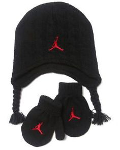 Buy Houndstooth Hat & Mittens Set (Infant) Boys Sets from Air Jordan. Toddler Boys, Infant Boys, Baby Kids, Cute Babies, Baby Outfits, Baby Boy Fashion, Kids Fashion, Cute Baby Clothes, Babies Clothes
