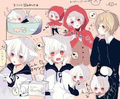 Anime Oc, Anime Neko, Anime Guys, Manga Anime, Neko Kawaii, Kawaii Art, Cute Characters, Anime Characters, Vocaloid