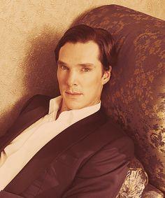 Cumberbatch is Stunning !!!