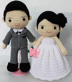 1000+ images about detalles boda on Pinterest Amigurumi ...