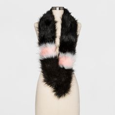 Women's Cold Weather Scarves - Mossimo Supply Co. Black