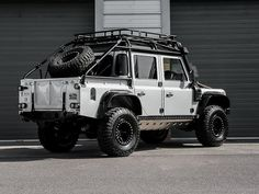 Find and buy your perfect Land Rover with Classic & Sports Car Classifieds, the easiest and most powerful used car search around. Land Rover Defender Pickup, Defender Camper, Defender 110, Landrover Defender, Classic Sports Cars, Classic Cars, Jeep Scout, Tactical Truck, Overland Truck