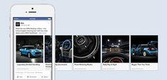 Facebook Advertising Week kapsamında yeni reklam formatını tanıttı