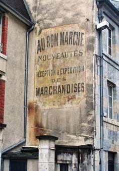 Au Bon Marché, Besançon, France