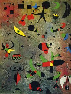 Joan Miro On