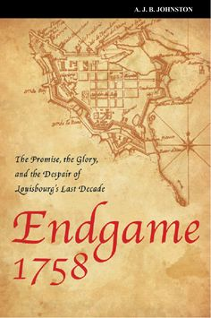 Award-winning book on the 1758 siege of Louisbourg, on Cape Breton Island. It presents the story from French, British and Mi'kmaq points of view.