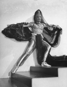 Marlene Dietrich in 'Kismet'