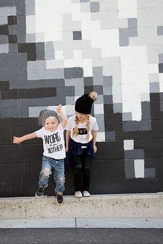 Kid's Graphic T-Shirts