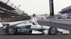2014 Indy 500 grid: Pole position