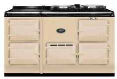 Cream 4 oven AGA cooker.