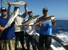 Audio: Don Ashley with the latest from Catalina and San Clemente – | Outdoors Sports – http://pforadio.com/wp-content/uploads/2015/04/Donny040215.mp3 Great fishing continues at both islands and Don Ashley has all the latest for you now. Yellowtail, bonito, barracuda and lots of rockfish are making for an extraordinary spring in Southern California. There is no better way to get hooked-up than to listen to the Don and Phil show.