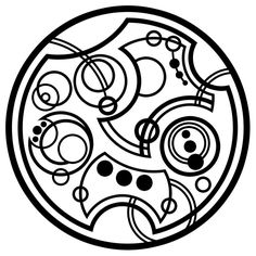 "My next tattoo...Eleventh Doctor quote ""We're all stories in the end"" in circular Gallifreyan."