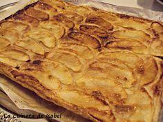 Receta Hojaldre de manzana para La cuineta de Isabel - Petitchef