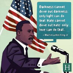 """huffingtonpost: """" People Across The Country Share How MLK Has Inspired Them """" Moral Responsibility, King Jr, Love Can, Founding Fathers, Martin Luther King, My People, Faith Quotes, Words, Memes"""