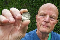 Shropshire metal detectorist uncovers rare 500-year-old coin in village field