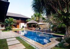 #Poolside is calling! #VillaWinduSari by #WinduVillas #Bali #takemethere
