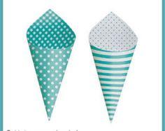 24 cones clássicos